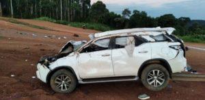 Audio estremecedor: el intendente de San Pedro relató lo que sucedió en el accidente en el que perdió la vida Marilú Leverberg