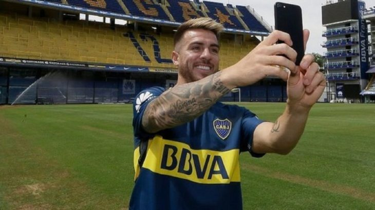 Boca: Julio Buffarini es pretendido por un equipo brasilero