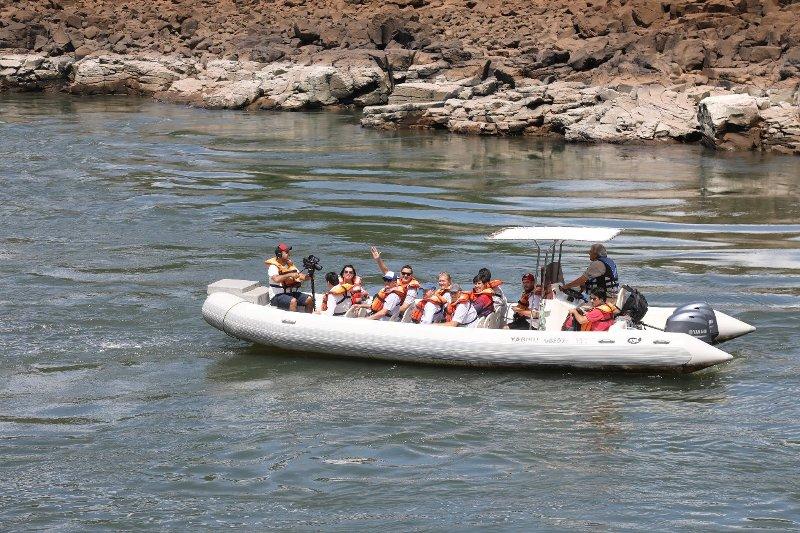 Saltos del Moconá: verano a pleno en la Selva Misionera