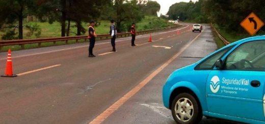 Bajó el número de la cantidad de muertospor accidentes de tránsito en las rutas de Misiones durante el año 2019