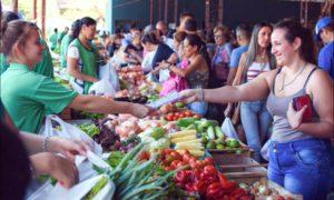 El Programa Provincial de Seguridad Alimentaria y Nutricional anunció nuevas fechas de entregas de #tickets para realizar compras en las #FeriasFrancas