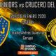 Fútbol: Crucero disputará el sábado su primer amistoso de pretemporada