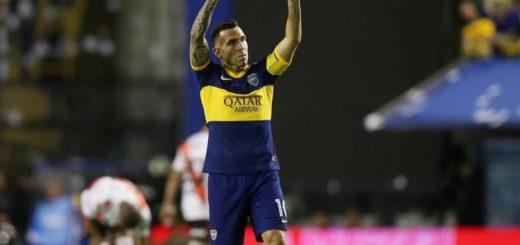 """Ameal confirmó que Carlos Tevez se queda en Boca: """"Va a trabajar con nosotros"""""""