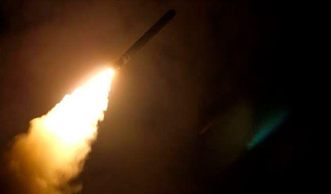 Al menos nueve misiles cayeron en una base militar que alberga tropas estadounidenses en Irak