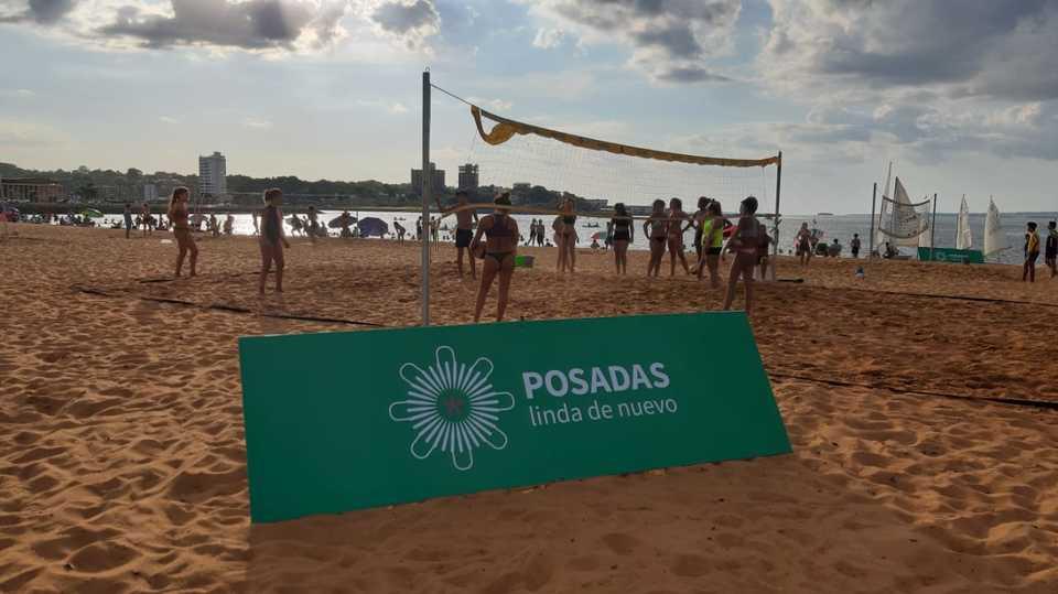 Se presentaron las actividades de verano en Posadas