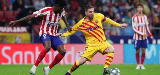 Fútbol: Barcelona y Atlético Madrid prometen un partidazo por la Supercopa de España