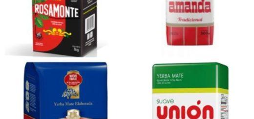 Yerba mate: dos marcas de Misiones y una de Corrientes en el debut de Precios Cuidados 2020