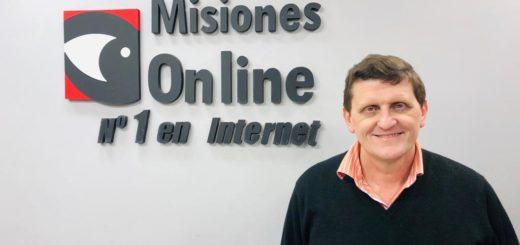 """Adolfo Sáfran: """"Estamos enfocados en mejorar la realidad laboral de los tareferos de Misiones"""""""