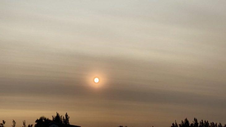 El humo por los incendios en Australia persistirá en el centro de Argentina y se reducirá en la Patagonia