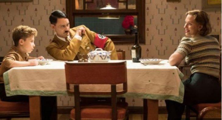 """""""Jojo Rabbit"""": la polémica película sobre un niño que tiene a Adolf Hitler como amigo imaginario"""