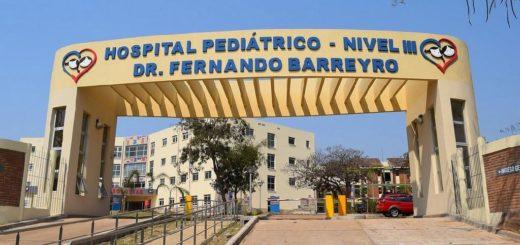 Detienen al padre de una beba de 45 días que llegó al hospital de Pediatría de Misiones con signos graves de maltrato