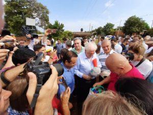 """El Gobernador de Misiones junto a Ginés González García en Puerto Iguazú: """"Trabajamos para recuperar la agenda sanitaria federal"""""""