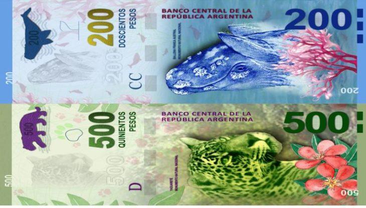 Desde el BCRA explicaron cómo será el reemplazo de los billetes con animales