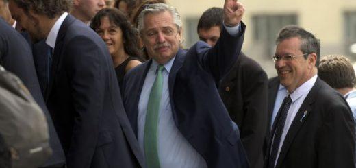 """Alberto Fernández, en su primer mes de gestión: """"Se logró tranquilizar la economía"""""""