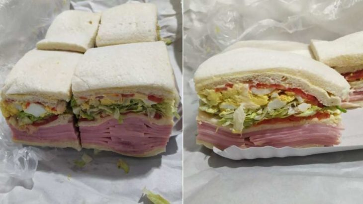 Viral en redes: los sándwiches de miga más exuberantes son mendocinos