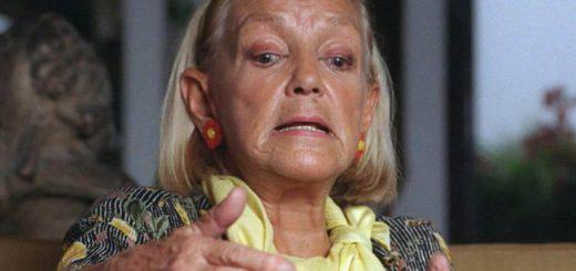 Murió Elena Cruz, la polémica actriz que había reivindicado la dictadura de Videla