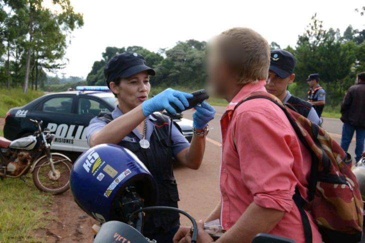 Operativo «Alto Impacto» en San Pedro dejó detenidos y vehículos secuestrados