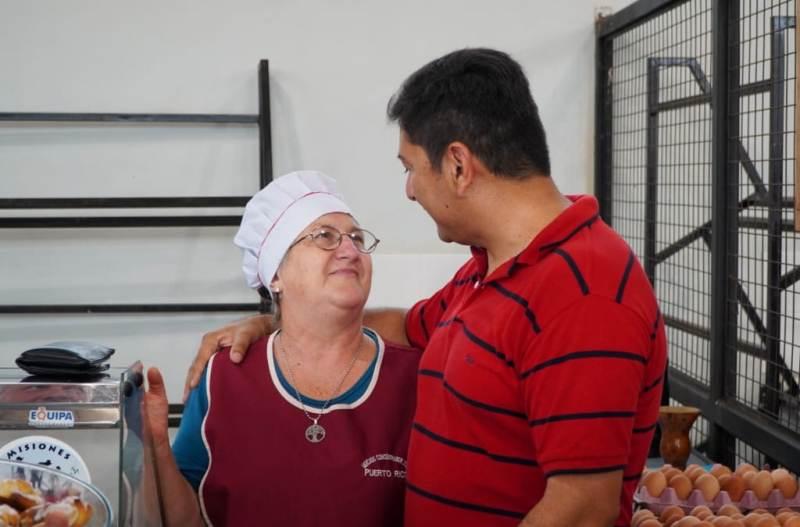 IFAI, Agricultura Familiar y el Municipio de Puerto Rico, planificaron acciones para revalorizar el Mercado Concentrador Zonal