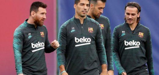 Duro golpe para el Barcelona, Luis Suárez deberá ser operado
