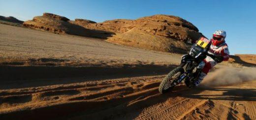 Tragedia en el Rally Dakar: murió el motociclista Paulo Gonçalves