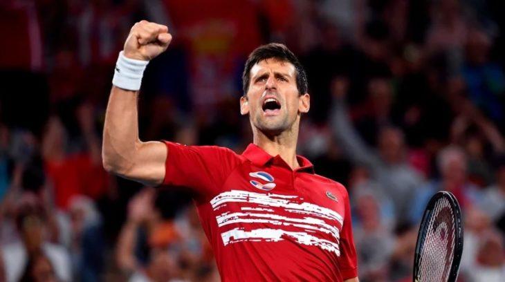 Novak Djokovic venció a Rafael Nadal y la final de la Copa ATP se define en el dobles