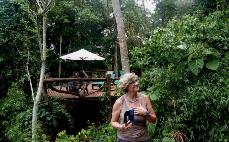"""Tacuapi Lodge: """"El turismo sustentable es nuestro logro y nuestro desafío, y ese es el camino para conservar la Selva Misionera"""""""