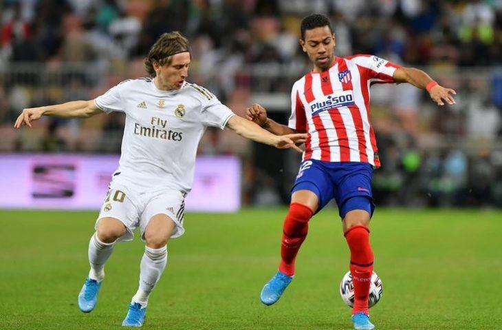 Real Madrid venció al Atlético de Simeone por penales y se quedó con la Supercopa de España