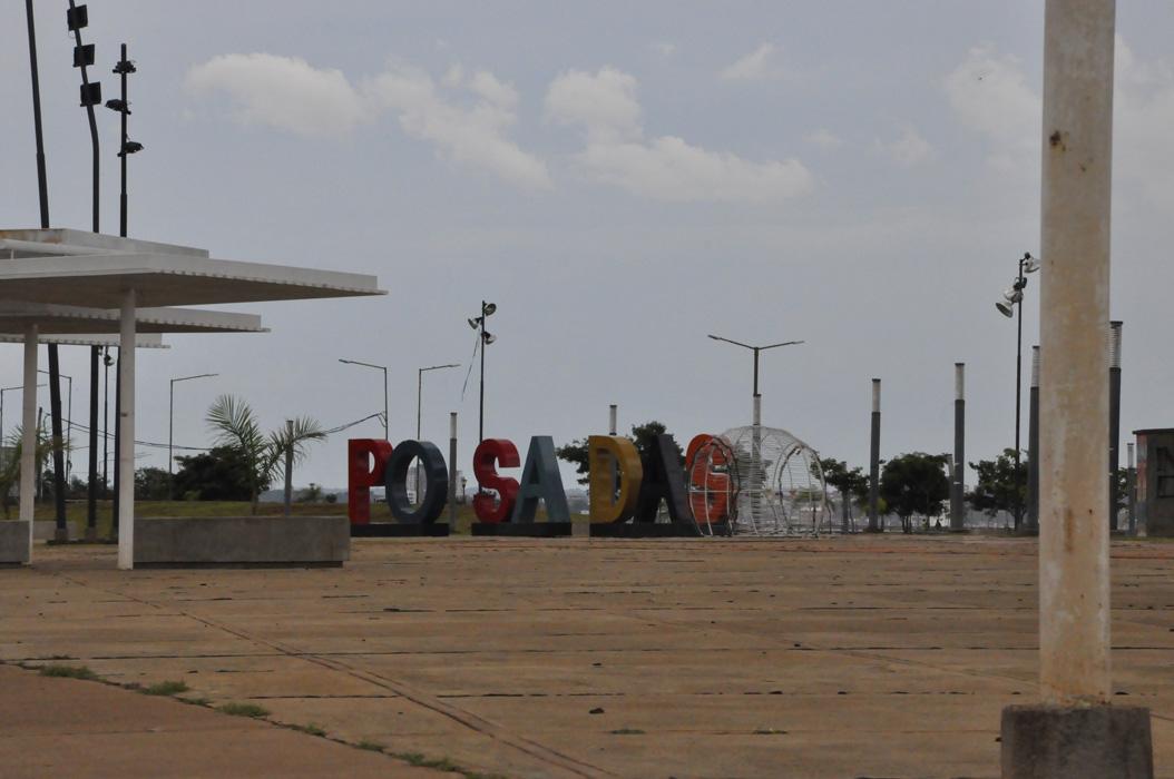 Domingo de mucho calor: unas cinco mil personas concurrieron a las playas habilitadas de Posadas