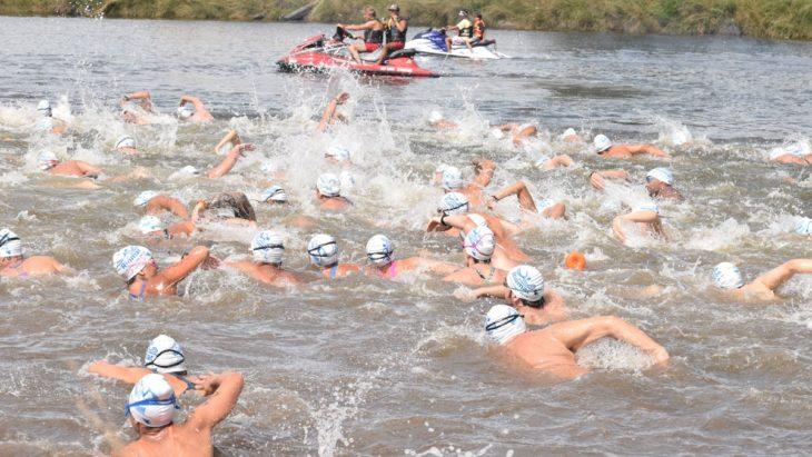 Necochea: buscan a un nadador que participaba de una competencia