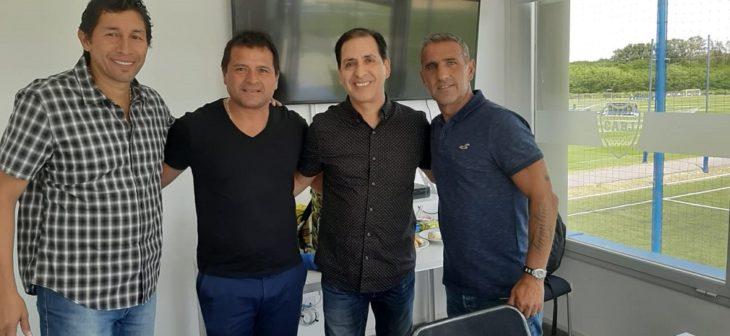 Boca-Crucero: luego de reunirse con directivos xeneizes, el organizador confirmó que el partido se hará en mayo y con titulares