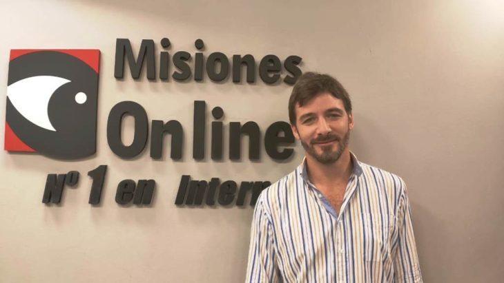 Sebastián Oriozabala confía que la Nación dispondrá mecanismos de financiamiento para el Agro en todo el país