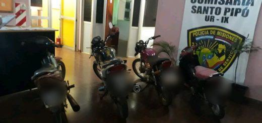 Intensifican controles de prevención vehicular en Santo Pipó