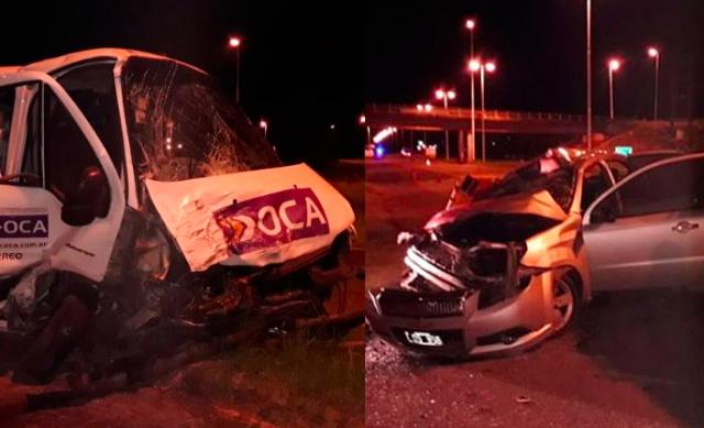 Tragedia en Entre Ríos: tres muertos en un choque entre dos vehículos