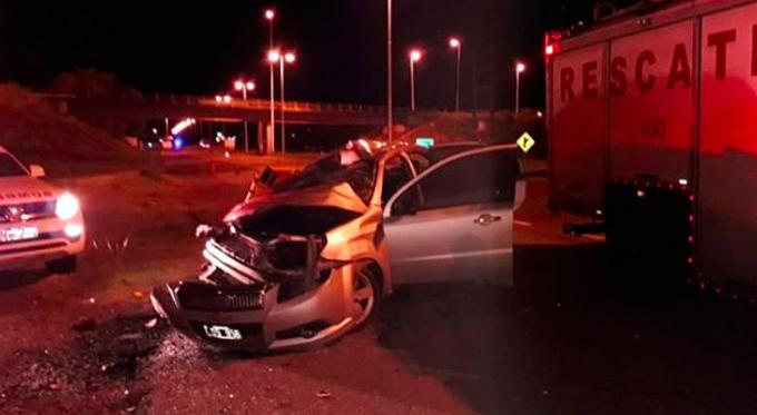 Identificaron a las tres personas fallecidas en trágico accidente en Entre Ríos