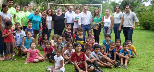 El Ministerio de Turismo de Misiones y la municipalidad de Posadas pusieron en marcha la tradicional colonia de vacaciones para niños y niñas