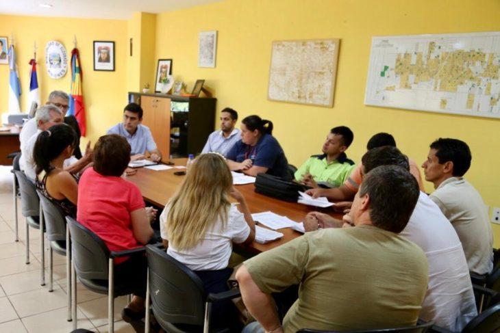 Eldorado: el intendente anunció que el personal municipal recibirá un bono de 5 mil pesos