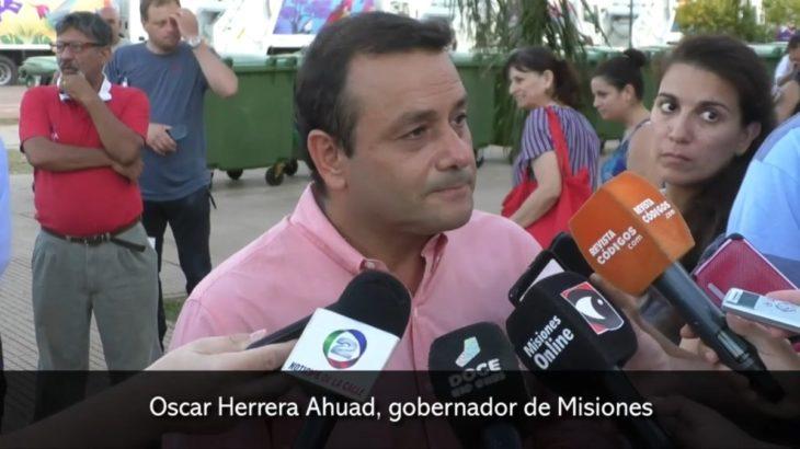 Herrera Ahuad anticipó que le mostrarán al ministro Daniel Arroyo el trabajo que se viene realizando con la Emergencia Alimentaria