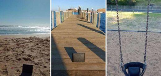 Viral: sus hijos no quisieron salir con ellos de vacaciones así que se llevaron al módem