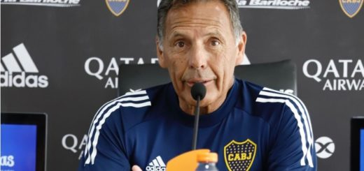 Boca Juniors se enfrentará a Universitario, el primer encuentro de la era Miguel Ángel Russo