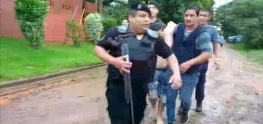 Así cayó la banda de malhechores que protagonizaron un raid delictivo en Posadas y Garupá