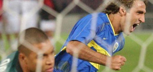 Raúl Cascini, ex jugador y actual directivo de Boca, encabezará este sábado la clínica de fútbol en Crucero del Norte