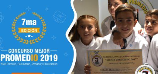 Concurso Mejor Promedio 2019: son 15 los ganadores provisorios del certamen por un total de becas por 275 mil pesos