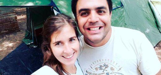 Murió el hombre que asesinó a martillazos a su mujer, excandidata a concejal en Pilar