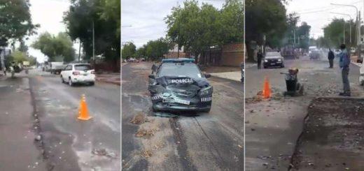 Mendoza: nene de 14 años le robó el auto a su mamá y casi provoca una tragedia