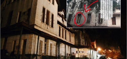 ¿Fantasmas en el viejo hospital Madariaga? Otra vez una foto viral despertó el debate