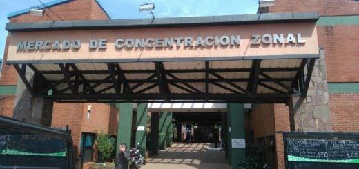 Evalúan obras de remodelación en el Mercado Concentrador de Posadas