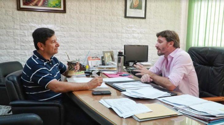 Fomentar el agro y la industria: IFAI y el Ministerio del Agro articulan acciones a favor del productor
