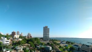 Domingo muy caluroso y con buen tiempo durante gran parte del día