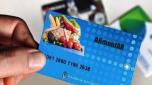 Informe revela qué productos se compraron con la tarjeta alimentaria en sus primeros días de aplicación