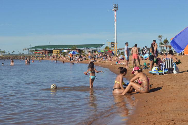 No hubo ataques de palometas en los balnearios de Posadas afirma la municipalidad